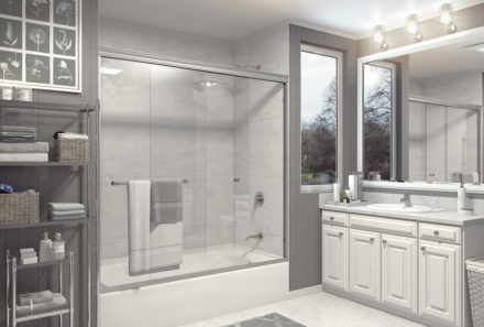 3 REMODEL TIPS TO MAKE YOUR SMALL BATHROOM LOOK BIGGER