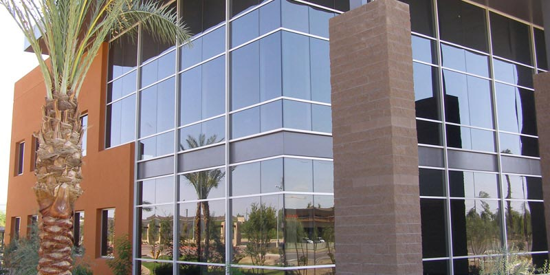 Commercial Glass Replacement, Repair & Installation - NELSON GLASS ARIZONA